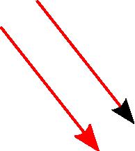 Inkscape: arrows with same arrowhead color as the path